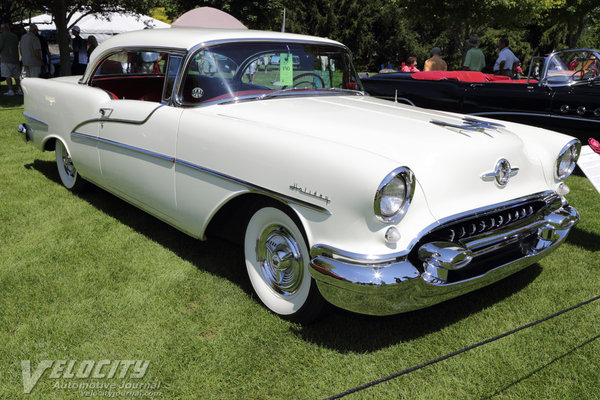 1955 Oldsmobile 98 coupe
