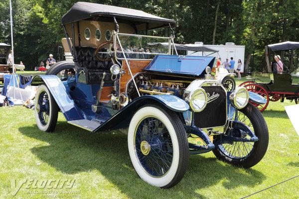 1913 Peerless 48 roadster