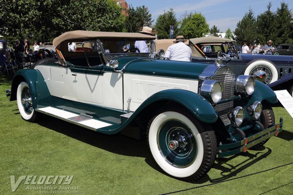 1928 Packard 443 Roadster