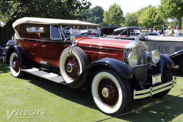 1929 Packard 645 Phaeton by Dietrich