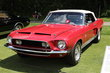 1968 Shelby GT-500 convertible