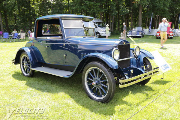 1924 Studebaker Light 6 China Car