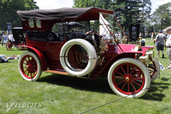1909 Thomas 6-40 Touring