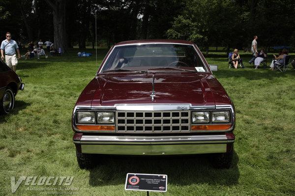 1982 AMC Eagle sedan