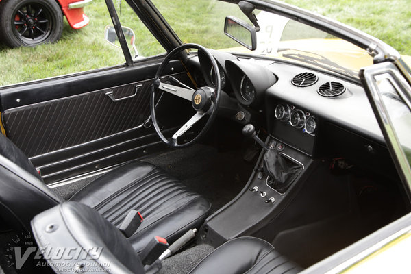 1976 Alfa Romeo Spider Interior