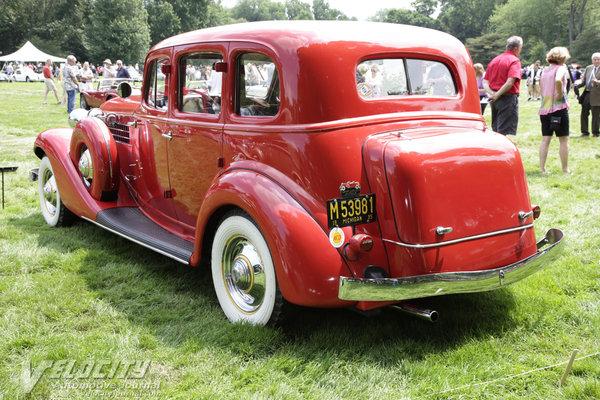 1935 Auburn 851 Sedan