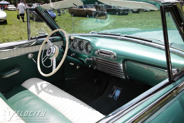 1953 Packard Mayfair / Caribbean Interior
