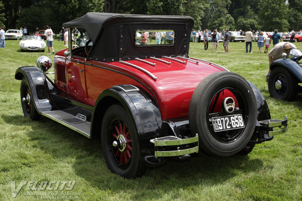 1926 REO T-6 Roadster