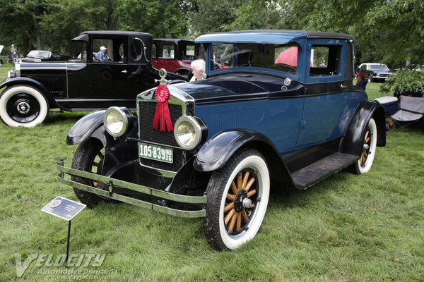 1926 Velie Model 60 coupe