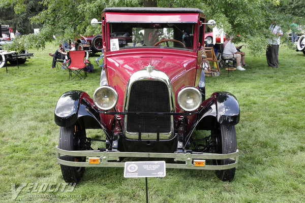 1928 Whippet coupe