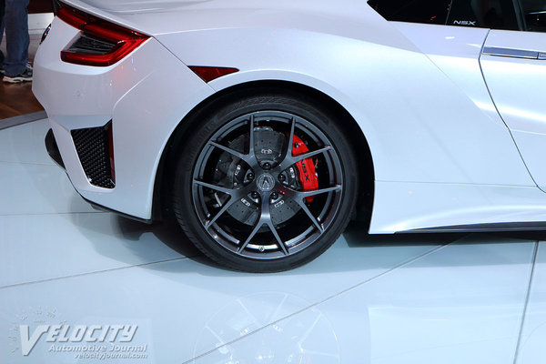 2017 Acura NSX Wheel