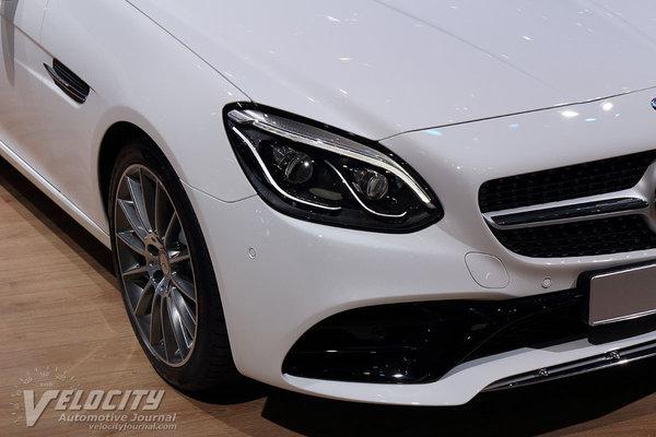 2017 Mercedes-Benz SLC-class