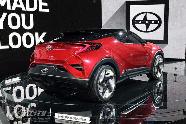 2015 Scion C-HR