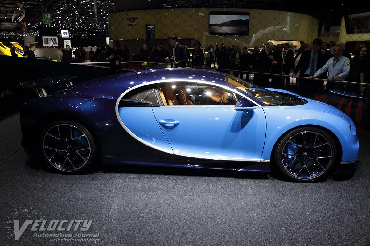 2017 Bugatti Chiron pictures