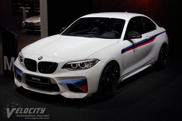 2016 BMW 2-Series Coupe