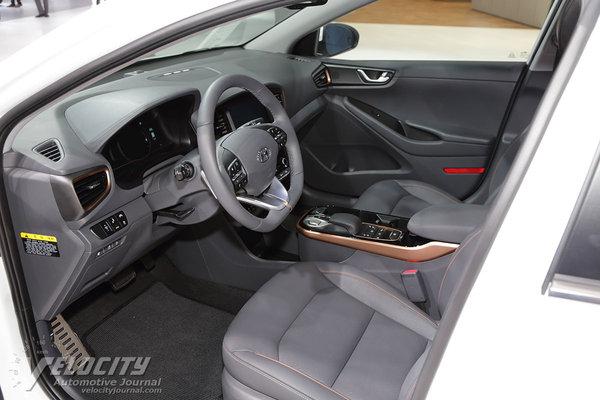 2017 Hyundai Ioniq Interior