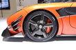 2016 Koenigsegg Agera Wheel