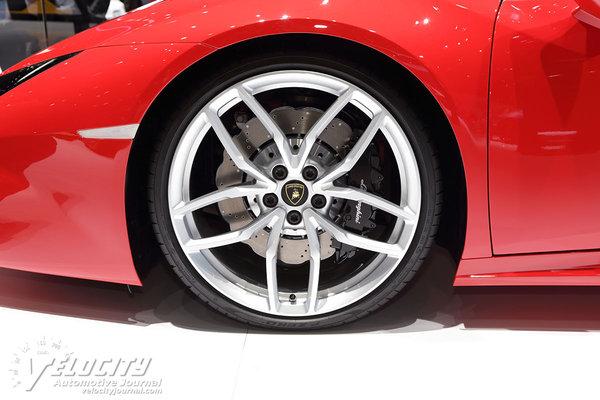 2016 Lamborghini Huracan Wheel