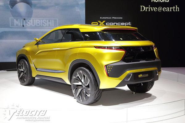 2015 Mitsubishi eX