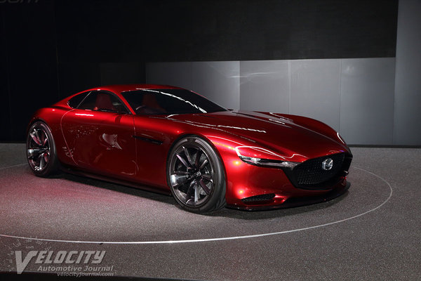2015 Mazda RX-Vision