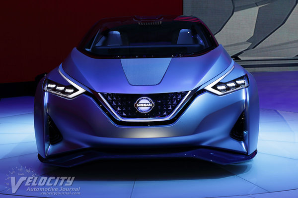 2015 Nissan IDS