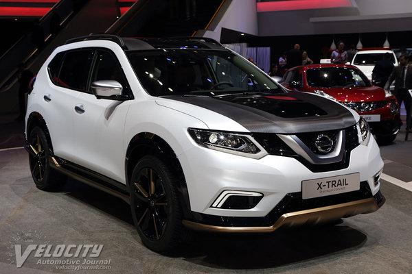 2016 Nissan X-Trail Premium Concept