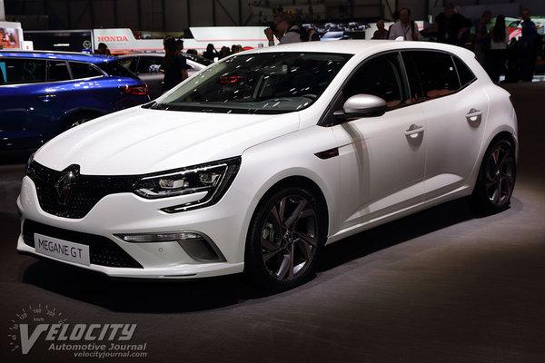 2016 Renault Megane 5d
