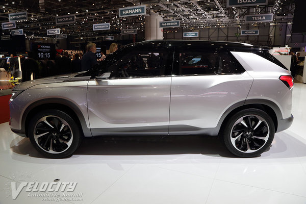 2016 Ssangyong SIV-2