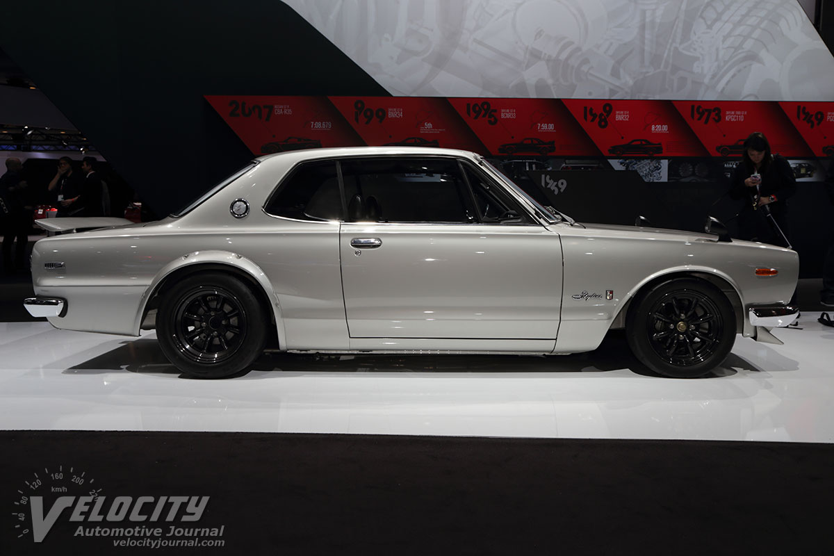 Picture Of 1969 Nissan Skyline 2000gt R