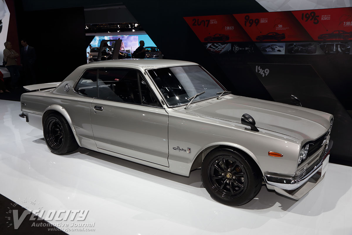 68451 on nissan skyline gtr car