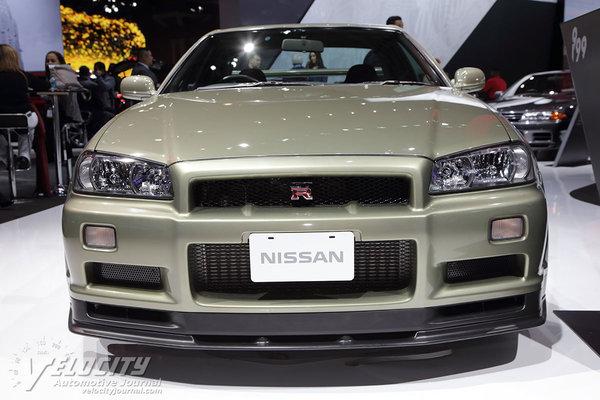 1999 Nissan Skyline GT-R (BNR34) M Spec Nur