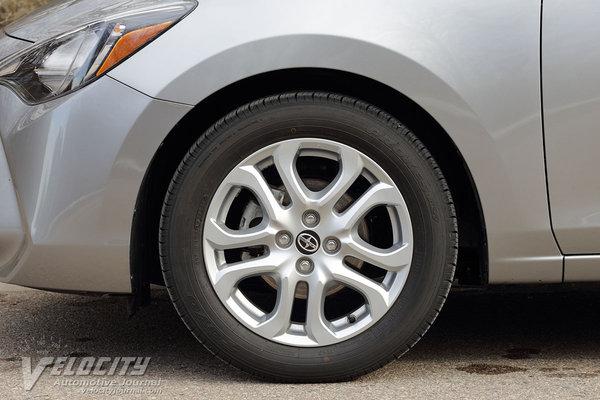 2016 Scion iA Wheel