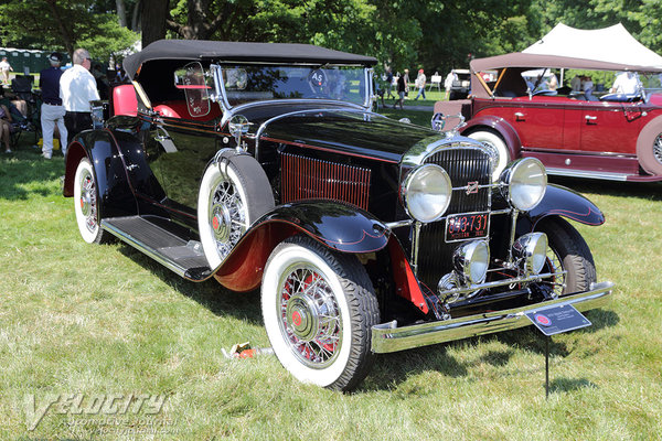 1931 Buick Series 90 Sport Roadster