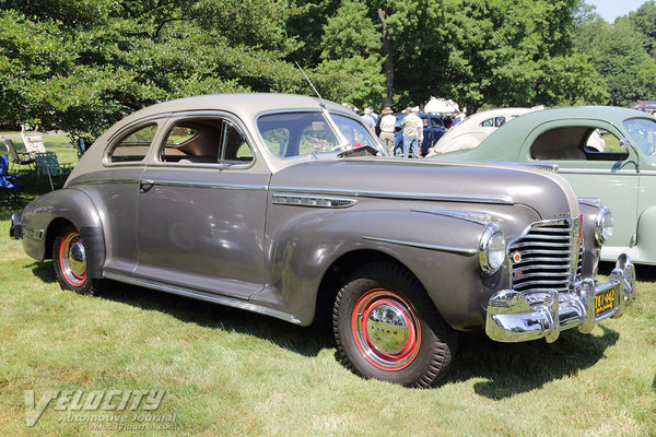 1941 Buick Special sedanet (46SSE)