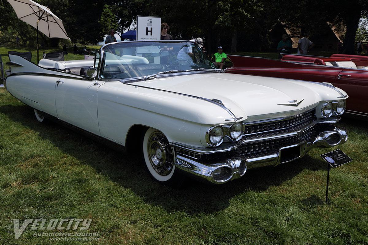 2018 Cadillac Eldorado >> 1959 Cadillac Eldorado Biarritz pictures