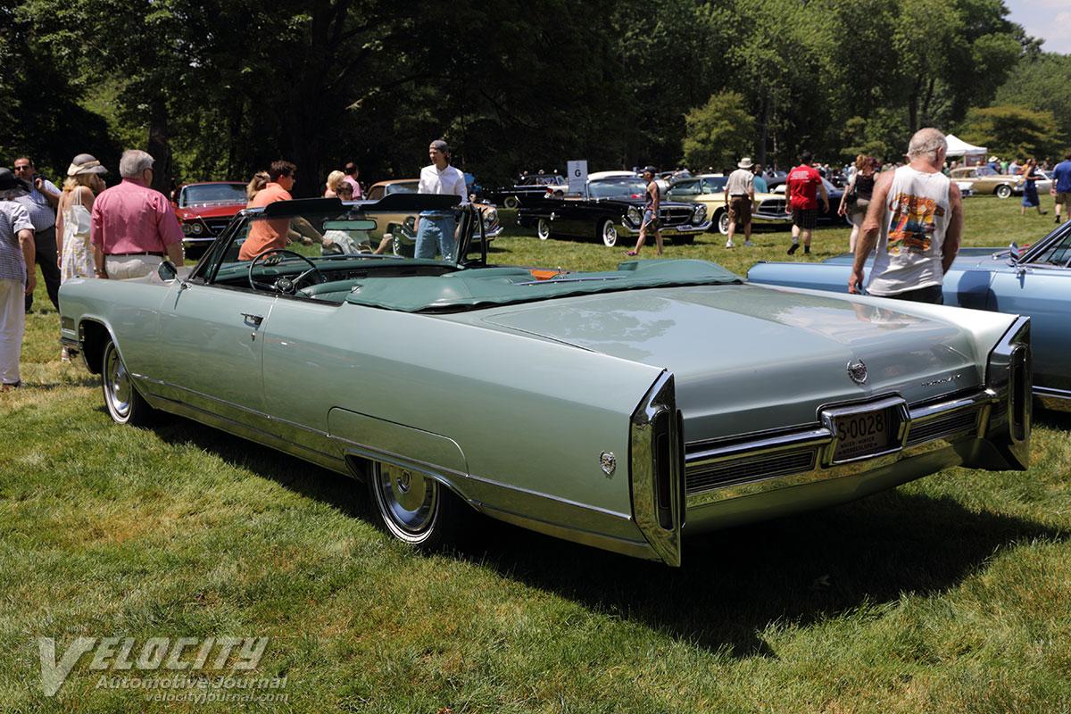 1966 Cadillac Eldorado convertible pictures