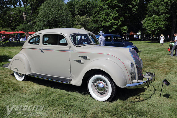 1936 DeSoto Airflow S2 Coupe