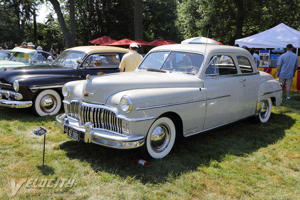 1949 DeSoto Custom Club Coupe