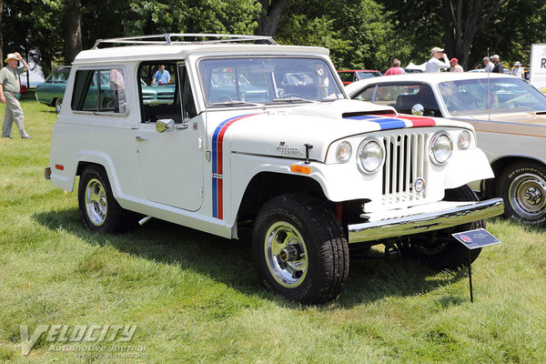 1971 Jeep Jeepster Hurst Jeepster Commando