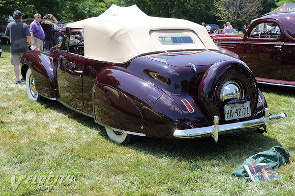 1940 Lincoln Continental Cabriolet