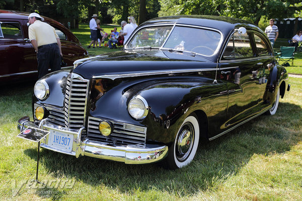 1946 Packard Clipper Club Sedan