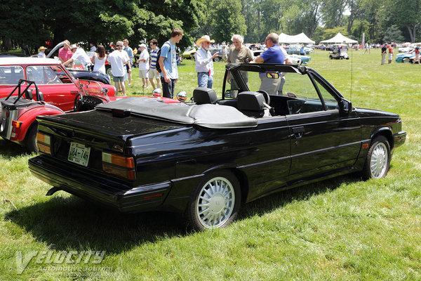 1987 Renault Alliance convertible