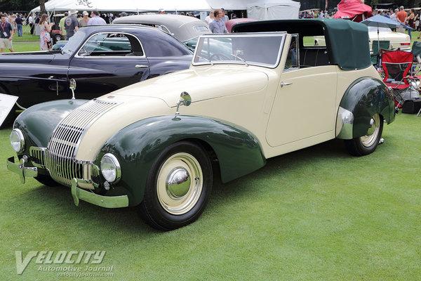 1948 Allard M1 drophead