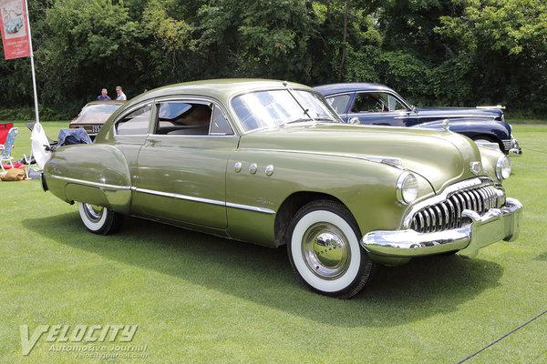 1949 Buick Super 56S Sedanet