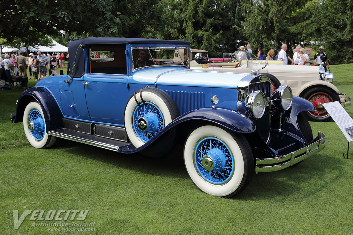 Picture of 1929 Cadillac 341-B Convertible Coupe by Fisher