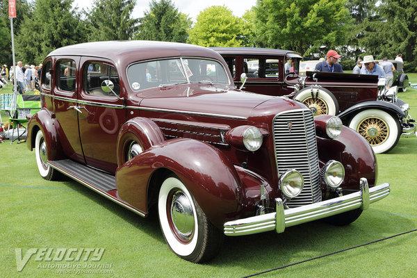 1936 Cadillac Series 85 Sedan