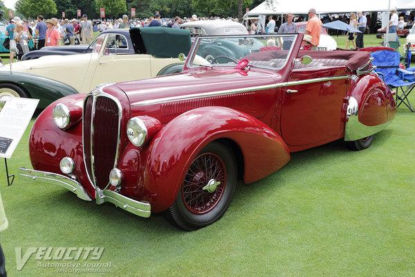 1947 Delahaye Type 135 convertible