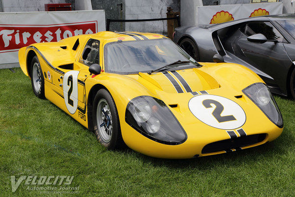 1967 Ford GT40 mark 4