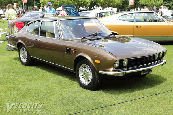 1970 Fiat Dino coupe