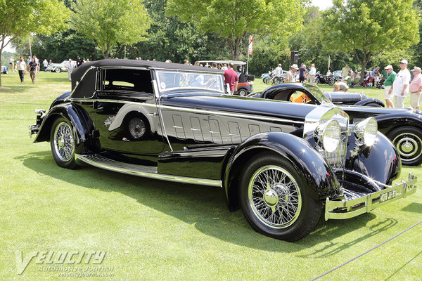 1924 Isotta Fraschini Tipo 8A